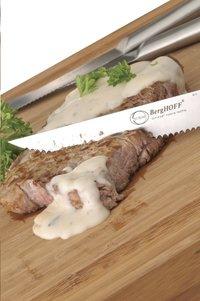 BergHOFF 6 couteaux à steak Eclipse gris-Image 2