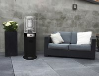 Terrasverwarmer op gas Lounge Heater 11000 W-Afbeelding 1