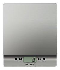 Salter Digitale keukenweegschaal SA3013 inox-Bovenaanzicht