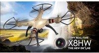 Syma drone X8HW goud-Afbeelding 3