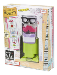 Project Mc² set de jeu Soda Can Robot Kit-Côté droit