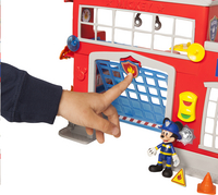 Speelset Mickey Mouse Clubhouse To the rescue fire station-Afbeelding 1