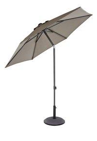 Ocean parasol Bonair aluminium diamètre 2,5 m taupe