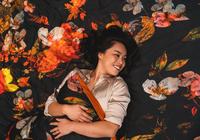 Kayori Housse de couette Senji satin de coton-Image 6