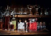 Luigi Bormioli Set de verre mixeur et bouteilles pour cocktails Mixology-Image 1