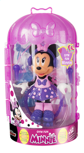 Figurine Minnie Fashionista Fitness-Avant