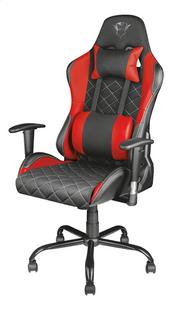 Trust Gamingstoel GXT 707R Resto zwart/rood-Rechterzijde