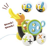 Yookidoo jouet à tirer Le caneton siffleur-Détail de l'article
