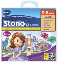 VTech Storio 2 spel Sofia het prinsesje