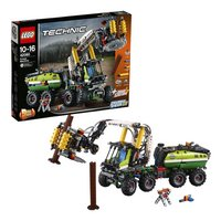 LEGO Technic 42080 Le camion forestier-Détail de l'article