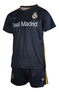 Tenue de football Real Madrid marine/or taille 116-Côté droit