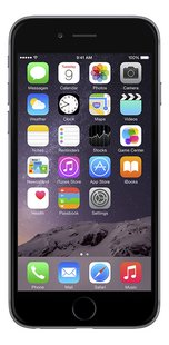 Apple iPhone 6 Plus 16 GB spacegrijs-Vooraanzicht