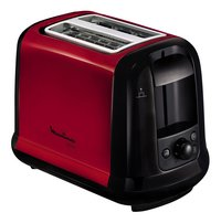 Moulinex Broodrooster Subito winered LT260