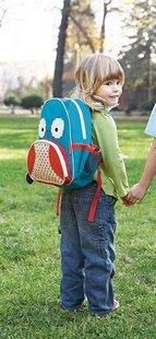 Skip*Hop sac à dos Zoo Packs hibou-Image 1