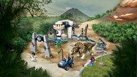 LEGO Jurassic World 75937 La fureur du Tricératops-Image 2