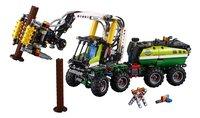 LEGO Technic 42080 Le camion forestier-Avant