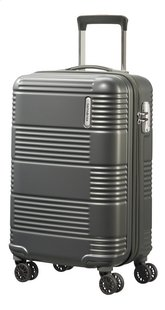 Samsonite Harde reistrolley Maven Spinner charcoal 55 cm