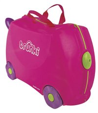 Trunki valise TrunkiRide-on Trixie rose-Avant