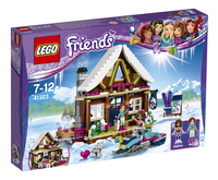 LEGO Friends 41323 La chalet de la station de ski