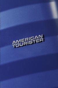 American Tourister Harde reistrolley Oceanfront Spinner ocean blue 55 cm-Artikeldetail