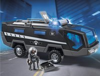 Playmobil City Action 5564 Interventietruck speciale eenheid-Afbeelding 1