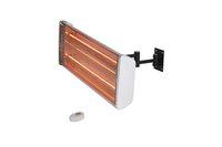 Elektrische terrasverwarmer wandmodel-Rechterzijde