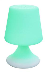 Tafellamp met Bluetooth speaker wit-Afbeelding 2