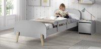 Barrière de sécurité grise pour lit kiddy-Image 2