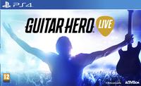 PS4 Guitar Hero Live + manette guitare FR-Avant