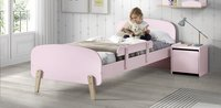 Barrière de sécurité rose pour lit kiddy-Image 2
