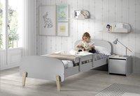 Barrière de sécurité grise pour lit kiddy-Image 3