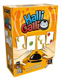Halli Galli-Côté gauche
