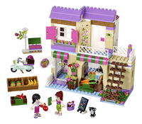 LEGO Friends 41108 Le marché de Heartlake City-Avant