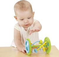 Yookidoo jouet à tirer Le caneton siffleur-Image 1