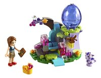LEGO Elves 41171 Emily Jones & de baby winddraak-Vooraanzicht
