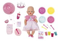 BABY born set de jeu Happy Birthday poupée