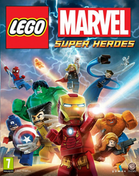 Nintendo 3DS LEGO: Marvel Super Heroes FR