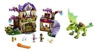 LEGO Elves 41176 De geheime markt-Vooraanzicht