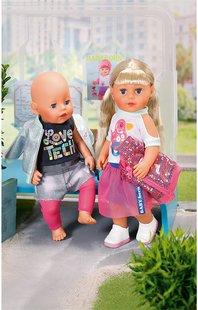 BABY born kledijset City Deluxe - Robot-Afbeelding 3