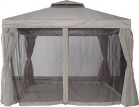 Polyester feesttent 3 x 3 m