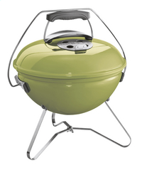 Weber Barbecue de table Smokey Joe Premium 37 cm spring green