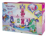 Fisher-Price Shimmer & Shine Magic Carpet Adventure-Achteraanzicht