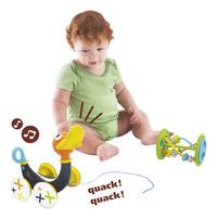 Yookidoo jouet à tirer Le caneton siffleur-Image 2