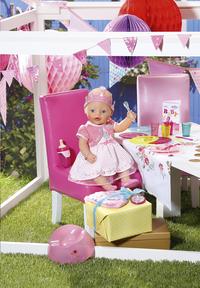 BABY born set de jeu Happy Birthday poupée-Image 1
