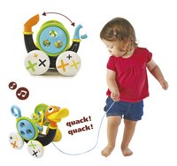 Yookidoo jouet à tirer Le caneton siffleur-Image 3