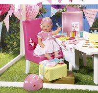 BABY born set de jeu Happy Birthday poupée-Image 3