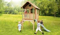 Maisonnette en bois Laura-Image 1
