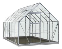 ACD serre Intro Grow Oliver 9.9 m² aluminium