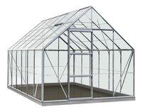 ACD Serre Intro Grow Oliver 9.9 m² aluminium -Vooraanzicht