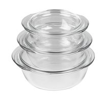 Pyrex Set de 3 plats à four ronds Essential-Détail de l'article